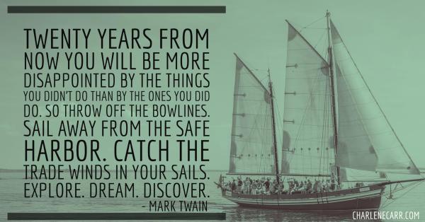 Mark Twain Twenty Years From Now