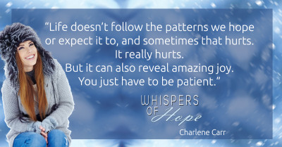 whispers of hope charlene carr endometriosis