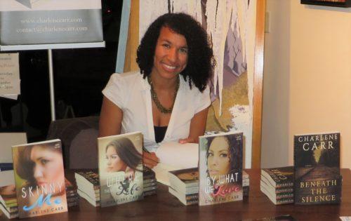 charlene carr book signing