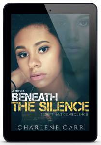 Beneath the Silence by Charlene Carr