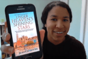 book chat of jean grainger's under heaven's shining stars