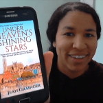 book chat of jean grainger's under heaven's shining stars