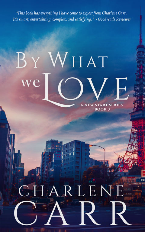 by what we love by charlene carr book club
