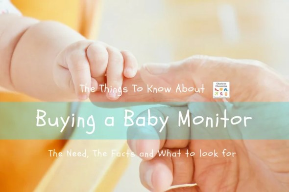 do I need a baby monitor. What to know before buying one from CharleneChronicles.com