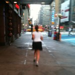 My BlogHer Gritty Run