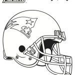 Football Coloring Sheets for Kids