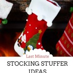 Ten Stocking Stuffer Ideas