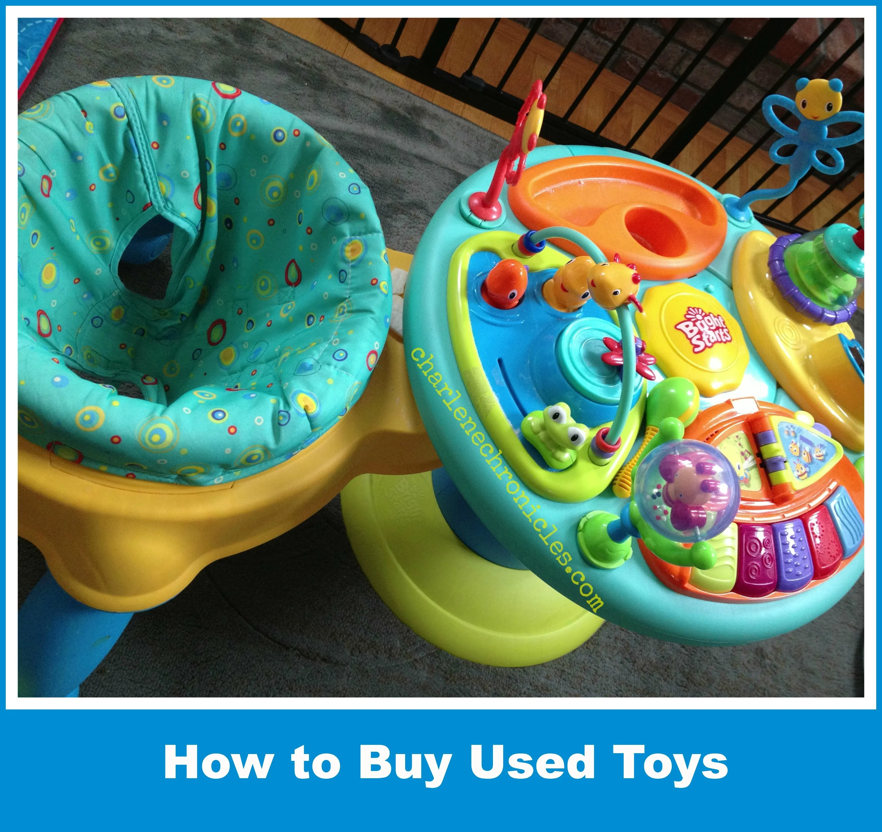 Tips for Buying Used Toys for Kids Charlene Chronicles