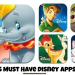 5 Must Have Disney Apps for Kids