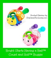 Bright Starts Buggy Toy