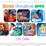 Disney Storybook Apps on Sale!