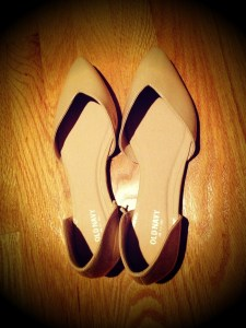 Pointed Toe Flat Trend Old Navy
