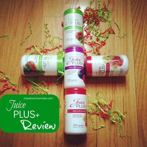 Juice Plus Review Charlene Chronicles