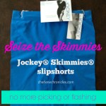 Jockey Skimmies Shorts: The Slip Alternative