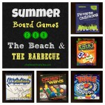 Summer Board Games for Beach and Barbecues