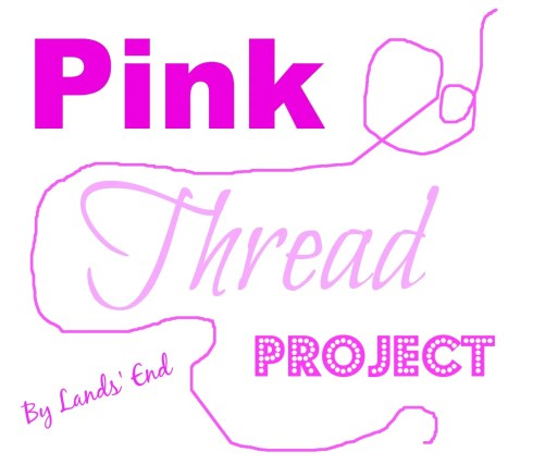 Pink Thread Project by Lands End Charlene Chronicles