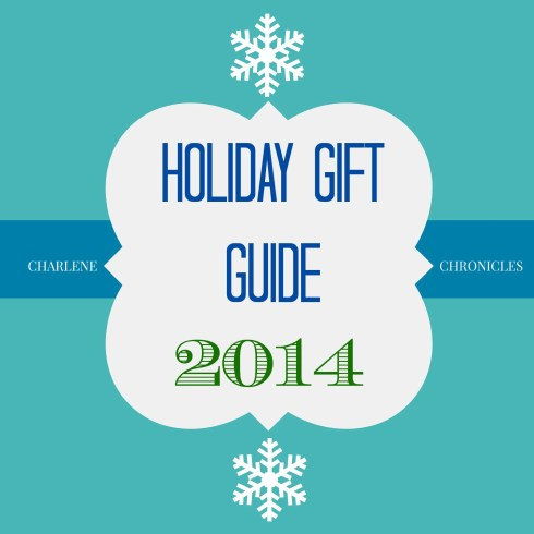 HOLIDAY GIFT GUIDE GRAPHIC