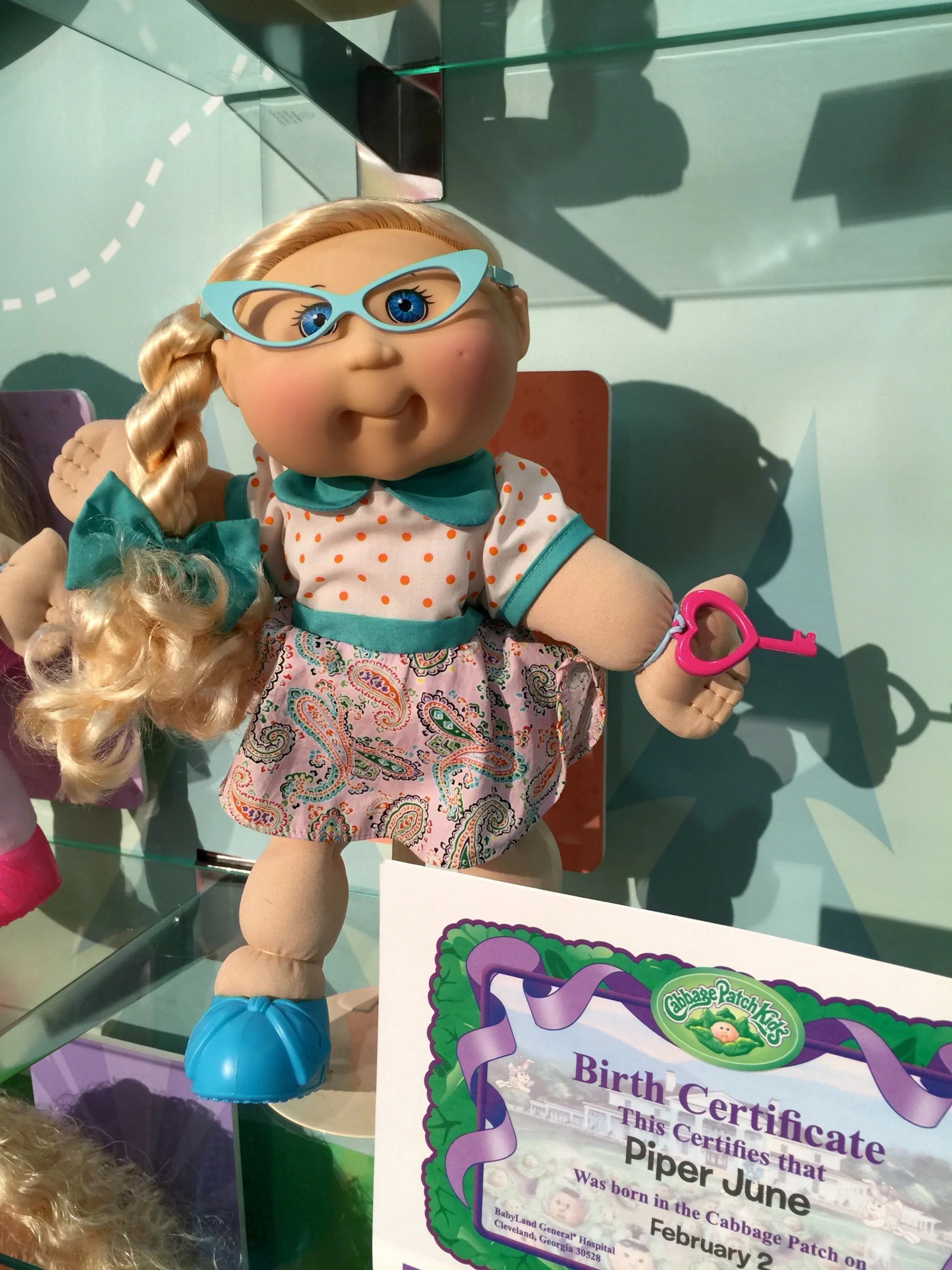 The new cabbage patch kids for 2015 charlene chronicles cabbage patch kids accessories aiddatafo Images