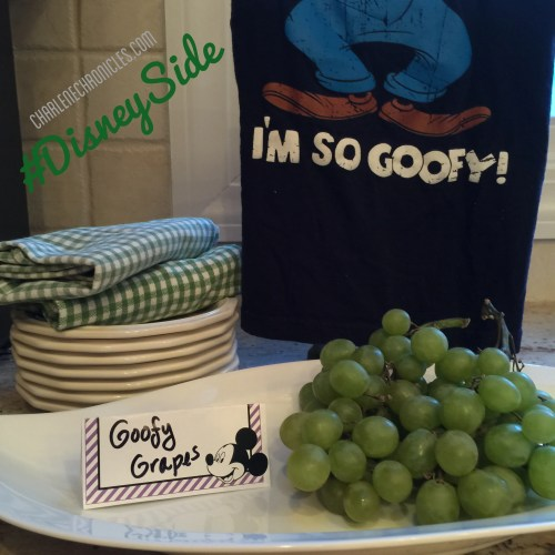 disney theme party ideas food charlene chronicles 2