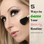 Go Green With Your Makeup Routine