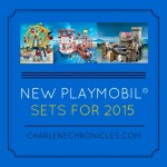 Castles to Carnivals: New Playmobil Sets for 2015