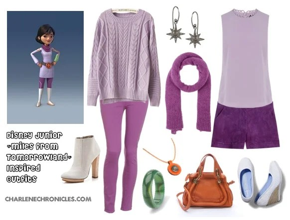 miles from tomorrowland disney junior mom inspired disney bound outfits