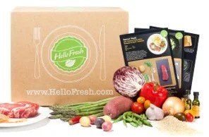 hellofresh copy