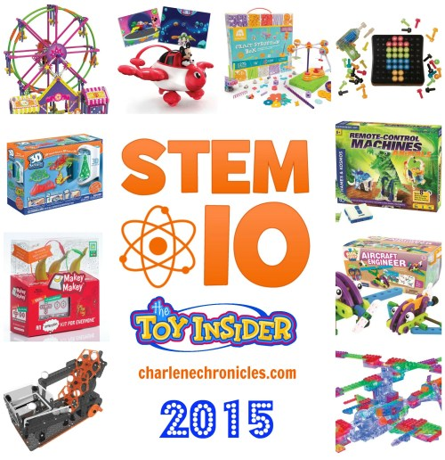 Top 10 stem toys for 2015