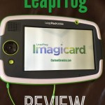 LeapFrog Imagicard Review