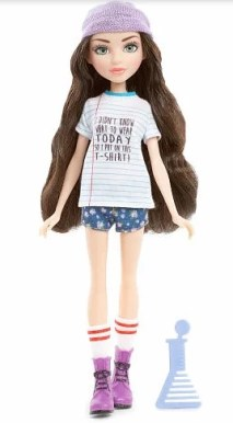 Project MC2 dolls McKeyla McAlister Charlene Chronicles copy