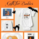 Five Cute Halloween Gifts for Babies