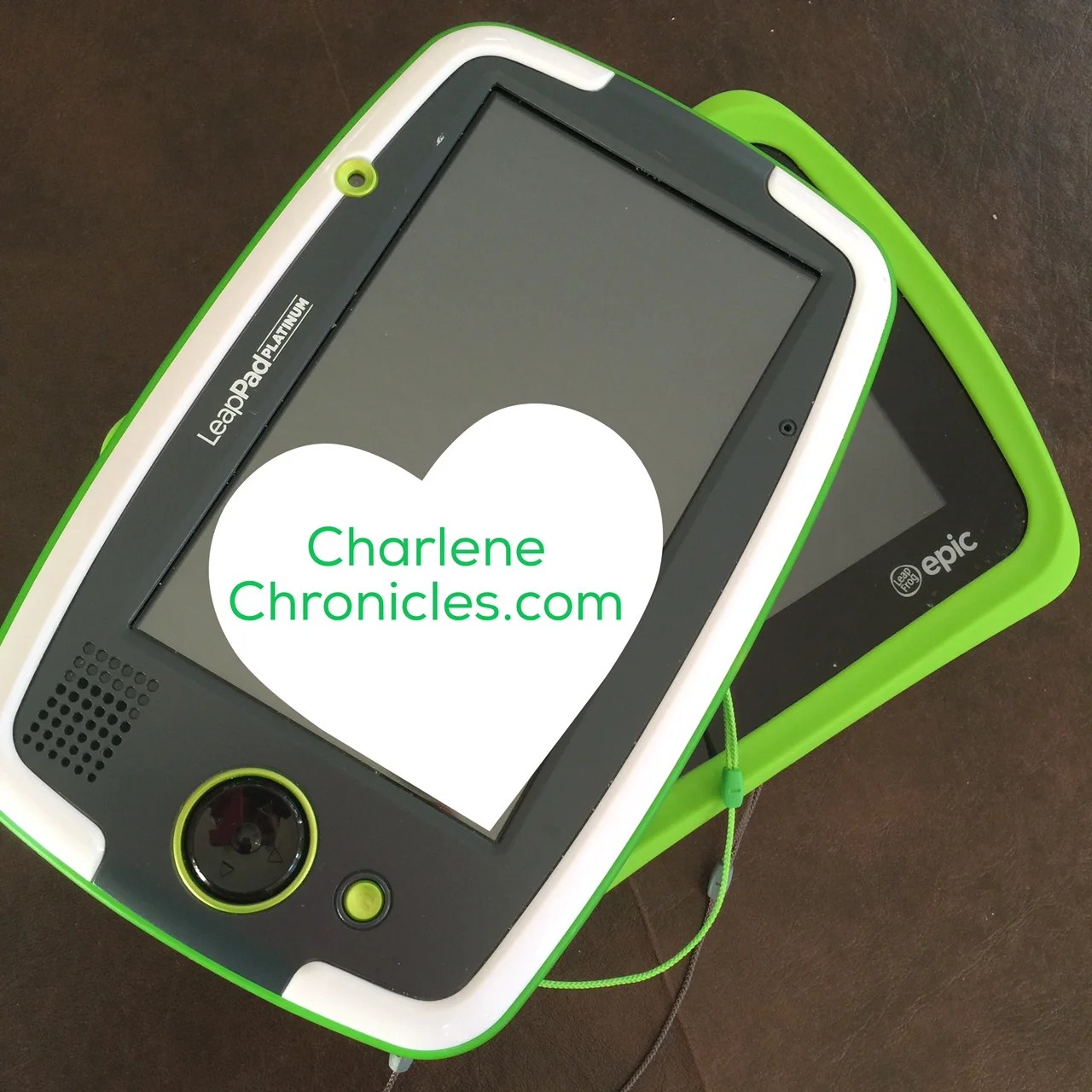 LeapFrog Epic vs Platinum - Charlene Chronicles