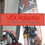 VEX Robotics in After School Programs