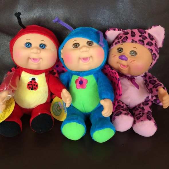 cabbage patch rainforest friends