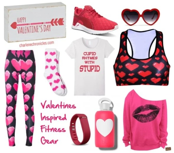 valentines day fitness gifts