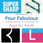 Four Fabulous Apps for Adults