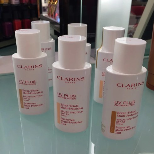 Clarins Sunscreen Tint