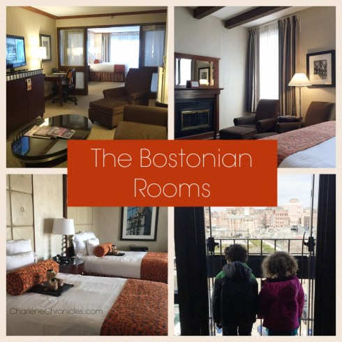 the millenium bostonian hotel fitness center