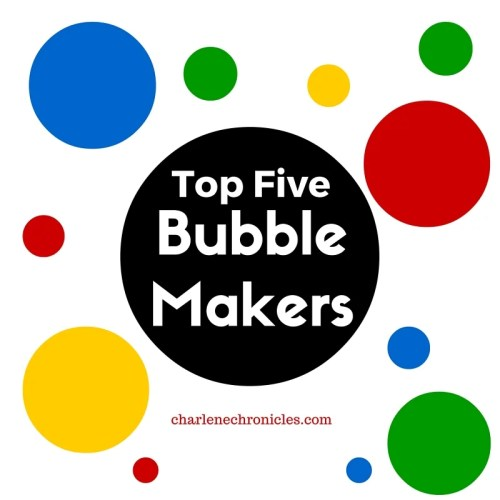 top best bubble makers
