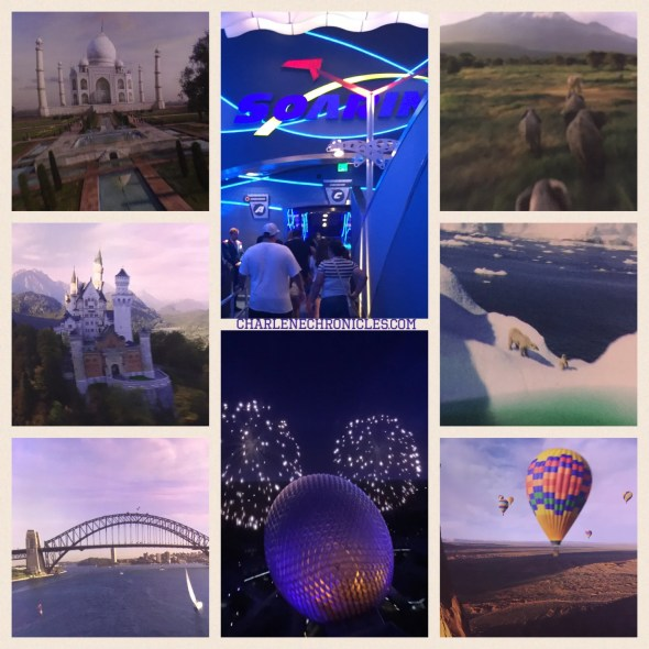 soarin epcot around the world new 2016