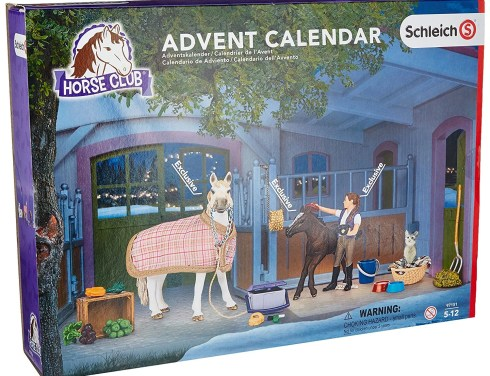 schleich advent calendar