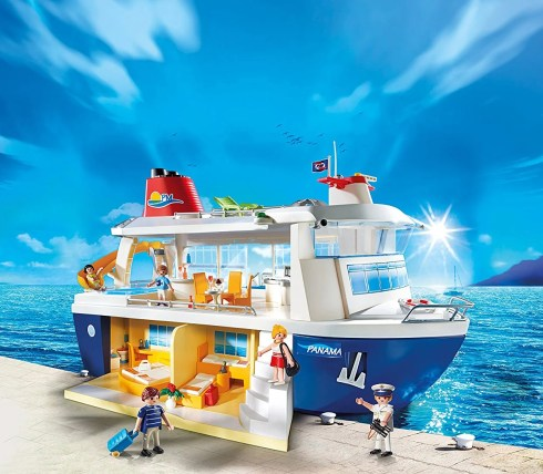 playmobil summer gift idea