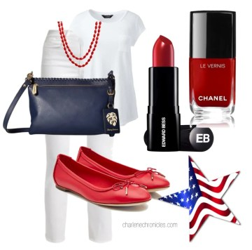 red white blue outfit ideas