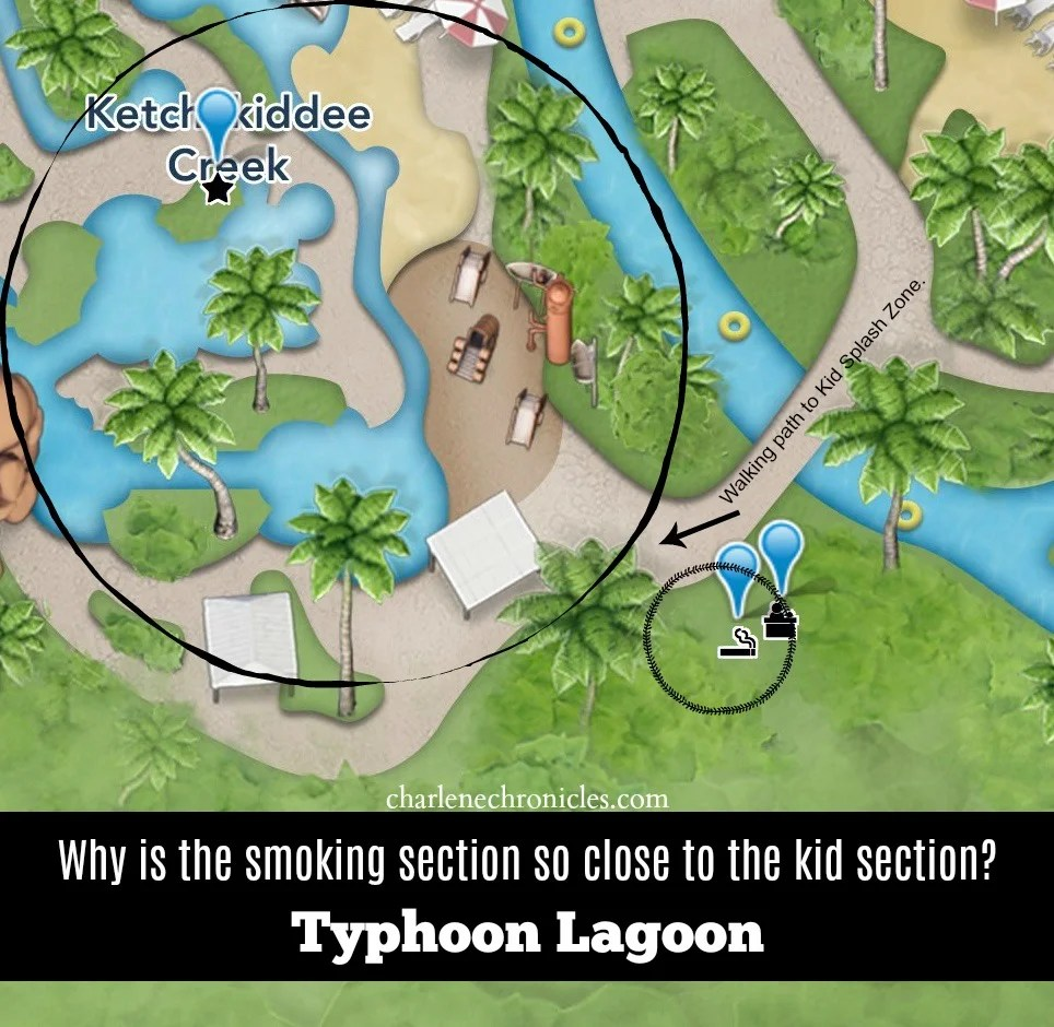 I have a Major Issue with Typhoon Lagoon... - Charlene Chronicles