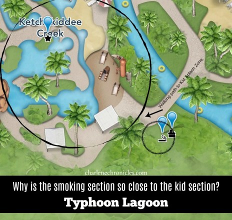 typhoon lagoon kids section