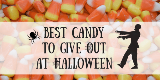 Best Candy to Give Out for Halloween