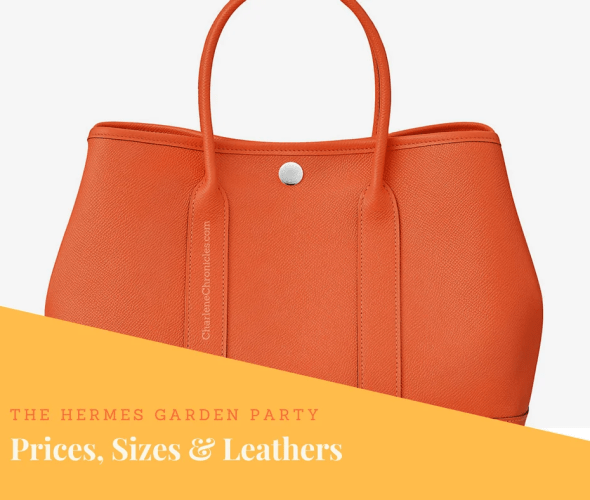 hermes garden party review image