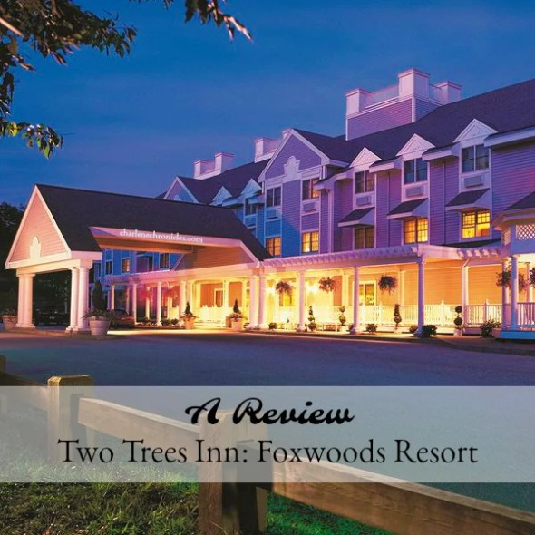 two trees hotel review