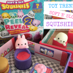 Hot Toy Trend: Soft n' Slo Squishies Peel 2 Reveal & Surprise!