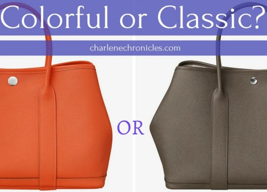 hermes color or classic